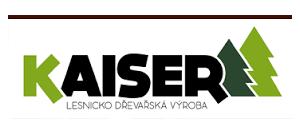 KAISER s.r.o. - pilařská výroba, stavební a truhlářské řezivo, palety. Partner WORKINTENSE